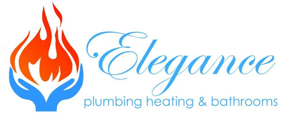 Elegance plumbing heating and bathrooms ellesmere port logo